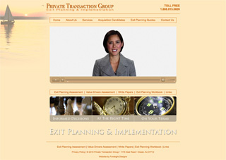 private transaction group website
